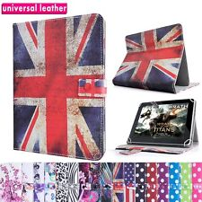 """UNIVERSAL 7"""" INCH LEATHER STAND CASE COVER WALLET FOLIO FOR ANDROID TABLET PC"""