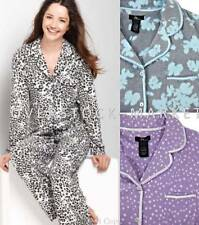 NEW COLORS! WOMEN'S ARIA POLAR MICROFLEECE PAJAMAS! 2 PIECE PAJAMA SET! VARIETY!
