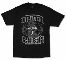 "WWE WRESTLING ""ORTON VS. BATISTA"" BLACK T-SHIRT WRESTLEMANIA NEW OFFICIAL"