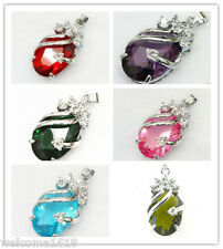 NEW Women's Jewellery Attractive crystal Pendant Necklace