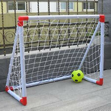 Useful Football Soccer Goal Post Nets For Sports Training Practice Outdoor Match