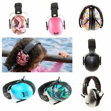 Kids Childrens Banz Ear Defenders Muffs 2-10 Years Sound Protection Loud Noises