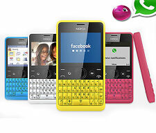Nokia Asha 210 Factory Unlocked Dual Band GSM Phone USA Seller New Phone
