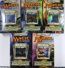 Magic Worldwake Intro Pack englisch - wählt aus Liste - MtG