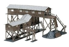 """NEW in BOX :  HO Faller Old Time """" Wood """" COAL MINE :  Building KIT 130470"""