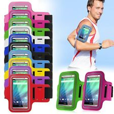 Sports Running Jogging Gym Armband Arm Band Case Cover Holder fr HTC One M7 / M8