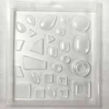 Resin Mold Jewelry Molds Choice of Pairs or Unusual Shapes Pendant Earrings