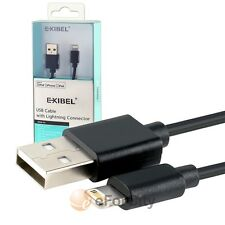 MFi Certified Lightning USB Sync Charge Cable for Apple iPhone 5 5C 5S 6/6 Plus