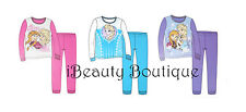 Disney Frozen ELSA ANNA OLAF Thermal Underwear Sleepwear Pajama PJ's Set GIRLS