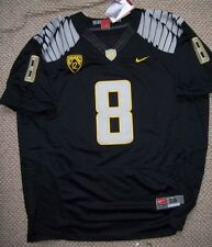 "#8 MARIOTA Oregon DUCKS ""MIGHTY OREGON"",Jersey BLACK M, L, XL,"