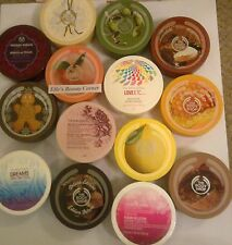 Body Shop Body Butter 200ml, New - Choose Your Favourite