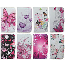 Hot Wallet Flower For Samsung Galaxy S3 SIII i9300 Stand Flip Leather Case Cover
