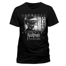 A Nightmare On Elm Street: Snarl Men's T-Shirt Clothing - New & Official