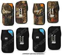 Tough Belt Clip / Holster For Lifeproof Case - Black OR Camo Color To Choose