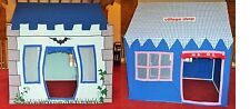 Grande Cotone Premium Playhouse-Castello Medievale & VILLAGGIO SHOP Wendy gioco tenda