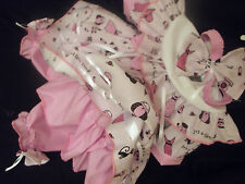 DREAM ROMANY ITS A GIRL THING DRESS BLOOMERS HBD  ALL  SIZES  AVAILABLE
