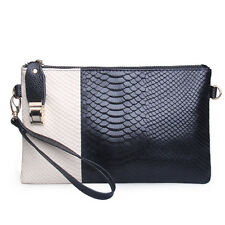 Ladies Leather Clutch Bags Small Shoulder Bags Wallet Purse Mixed colors ZS0022