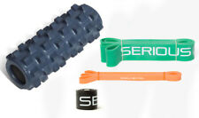 Serious Steel Mobility and Recovery Packs - RumbleRoller®, Band and Floss Band