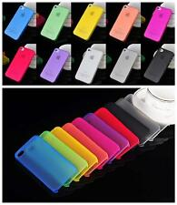 New 0.3mm Ultra Thin Slim Crystal Clear PP Soft Case for Apple iPhone 4 4S 5 5S