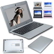 "10.1"" 8GB Android 4.2  DUAL CORE 1.5GHZ Mini Notebook PC Laptop Camera Xmas Gift"