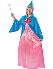 Adult Fairy Godmother Cinderella Book Week Fancy Dress Costume