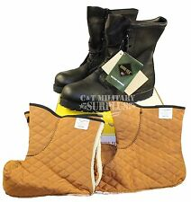 Belleville ICW Black Combat Boot Military Waterproof Gore-Tex Size 13W US Made