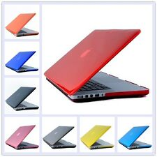 "Crystal See-through Hard Case Cover Skin for MacBook Air Pro 11"" 13"" 15""inch"