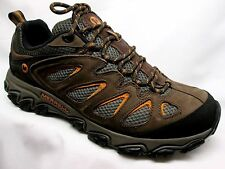 Merrell Pulsate Ventilator Hiking Shoes Bracken/Orange Mens