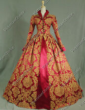 Queen Elizabeth Tudor Historical Dress Theatre Quality Reenactment Ball Gown 162