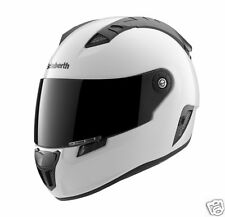z2013 Casco Integrale Racing  SCHUBERTH SR1 Matt White M 56 57