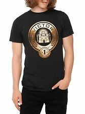The Hunger Games Victor President Snow District 1 Shirt Mens S M XL Mockingjay