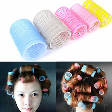 Nice 6pcs Velcro Rollers Hair Curlers Styling Tool Hairdressing Hair Style DIY
