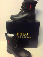 POLO RALPH LAUREN CRESTWICK BLACK/RED NYLON/RUBBER NEW TO THE MARKET