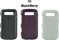 Genuine OEM BlackBerry Hard Shell Case Cover for Bold 9790 in Retail Packaging