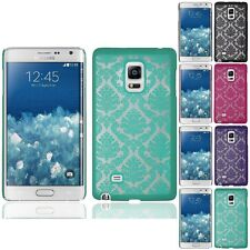 For Samsung Galaxy Note Edge N915S Lace TPU Hard Slim Back Case Skin Phone Cover