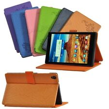 """Fashion Luxury Leather Folio Case Stand Cover Skin For 8"""" Lenovo S8-50 Tablet PC"""