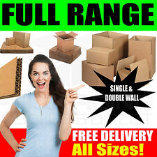 20 x XL LARGE Cardboard House Moving Boxes Removal Packing Storage Boxes *NEW*