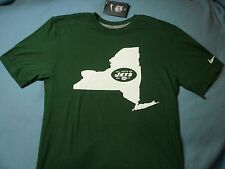 Nike NFL New York Jets BRAND NEW Medium, XXL t-shirt Football in NY territory
