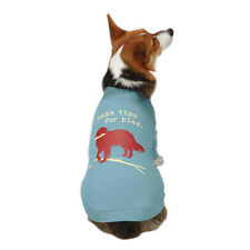 Choose Size - Dog Is Good - Make Time For Play - Dog Puppy Shirt - Blue