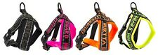 Choose Color & Size - HURTTA - Dog Padded Y Harness w. 3M Reflectors - 6 Colors