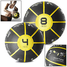 SKLZ G2 Self-Guided Medicine Ball Printed Exercises Choose Weight Strength Train