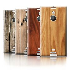 STUFF4 Back Case/Cover/Skin for Nokia Lumia 1520/Wood Grain Effect/Pattern