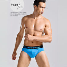 New Comfy Sexy Underwear Mens Triangle Briefs Shorts Bulge Pouch soft Underpants