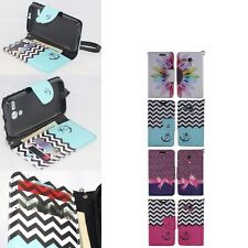For Motorola Moto G Cell Phone Case Hybrid PU Leather Wallet Pouch Flip Cover