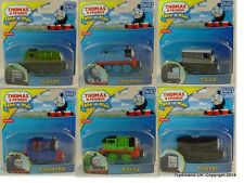 THOMAS THE TANK ENGINE Diecast Take-n-Play ELC Brio Britt Fisher Price Train MOC