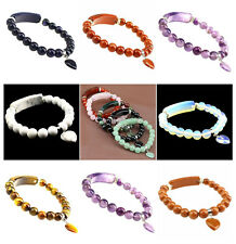 A5166 Gemstone kinds of stone ball in series bracelet 180mm