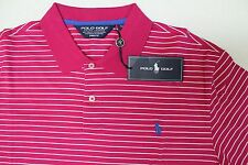 NWT $89 POLO GOLF PIMA Ralph Lauren Pro Fit Shirt Mens XL Extra Large Pink NEW