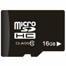 Lot of 1 2 5 Pcs  OEM Micro SD SDHC 16GB 16G Memory Card CLASS 10 R 50MB/s UHS-I