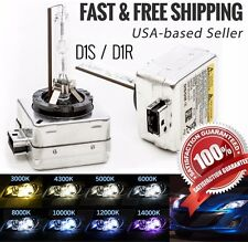 2x new D1S / D1R OEM HID Xenon Headlight Replacement for Philips or OSRAM Bulbs