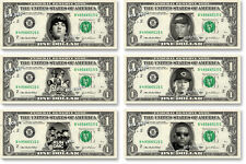 RAPPERS on REAL Dollar Bill - Eminem Dr Dre Bone Thugs Tone Loc Kirko Bangz